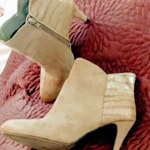 Fabulous Express ankle boots